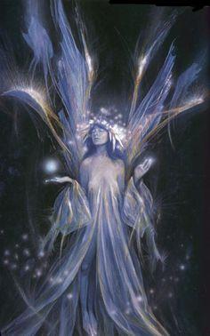 Asrai fairy
