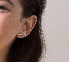 ear climbers how to wear