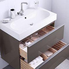 Waschbecken- & Badezimmerschränke