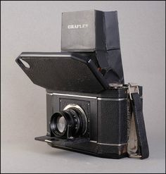 National Graflex series II camera with Tessar lens, Very Clean !!! #Graflex