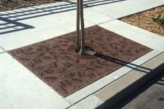 30 Ideas Of How To Integrate Tree Grates Design In The Urban Cityscape   DesignRulz.com