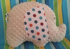 Soft pillow baby elephant
