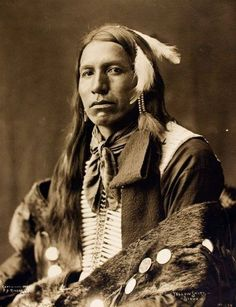 Yellow Shirt - Oglala Lakota. 1899. Photo by F.A. Rinehart. | Native Americans | Pinterest ...