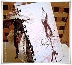 Buchkalender / Timeplaner Cards