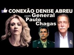 Denise Abreu  entrevista o General Paulo Chagas