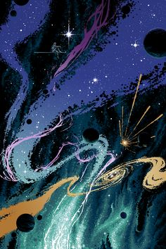 Silver Surfer Wallpaper, Silver Surfer Comic, Space Phone Wallpaper, Aesthetic Space, Space Artwork, Space Illustration, Art Background, Comic Art, Fantasy Art