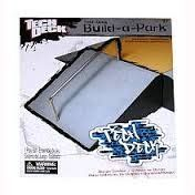Tech Deck Build A Park Ramp Add-On Playset, 2015 Amazon Top Rated Skateboards #Toy