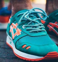 "Ronnie Fieg x ASICS Gel Lyte III ""ECP"" Miami Sneaker (New Images)"