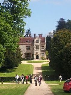 English Historical Fiction Authors: Chawton today ~ a Walk in Jane Austen's village