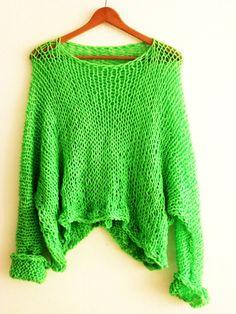 Best selling Sweater Fluorescent Women by armarioenruinas