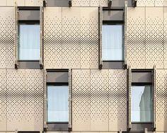 Student Housing & Nursery for Paris-Habitat / VIB Architecture – Architecture Lab