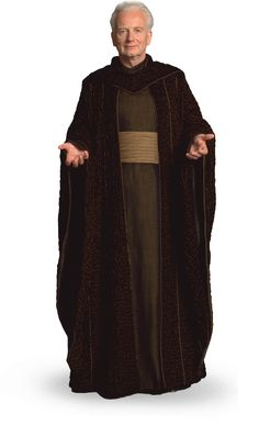 Palpatine - Last chancellor of the Old Republic, & mastermind behind biggest power-grab in galactic history. Practicing forbidden Sith techniques as Darth Sidious, he arranged for his public persona to deflect suspicion while receiving praise & political respect. He moved from a senator representing Naboo to the Republic's Supreme Chancellor, & used the power of his office to launch the Clone Wars. With Order 66 ending Jedi Order, Palpatine declared himself Emperor.