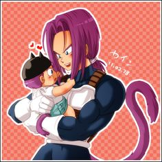 """""""The only destiny I believe in is the one I make for myself!""""  — Future Trunks, DBZK"""