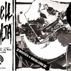Powell Peralta Bones Brigade Intelligence Report Vol. III No. 1 June 1989  at the Shopping Mall 299e9e57af6