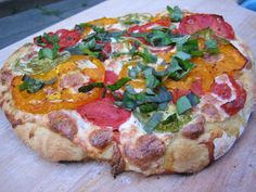 Austin, TX: Margarita Pizza  - Delish.com