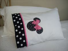 Custom pillowcases for the girls. the characters will sign them and return it to your stateroom