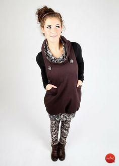 """Farb- und Stilberatung mit www.farben-reich.com - MEKO Kleid  """"BRACE_7B""""   von meko® Store   auf DaWanda.com"""