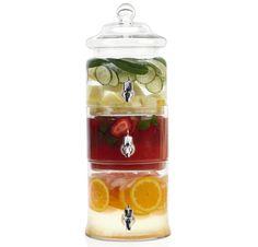 I NEED THIS NOWWW   Z Gallerie Trio Beverage Dispenser