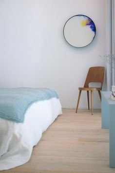 Add a finishing touch with the dreamy Petite Friture Francis Wall Mirror, shop today at: http://www.nest.co.uk/product/petite-friture-francis-wall-mirror