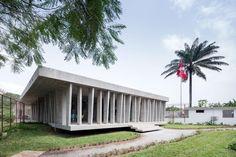 Stabilität und Vielfalt - Schweizer Botschaft in Abidjan von Localarchitecture
