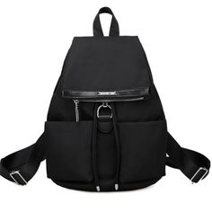 Metal Zipper Drawstring Backpack #>=#>=#>=#>=#> Click on the pin to check out discount price, color, size, shipping, etc. Save and like it!