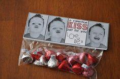cute idea for a child's classroom Valentine's swap!