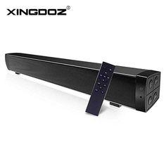 Premium Audio In & Outdoor Quality Sound Music Player Bluetooth Pairing Soundbar