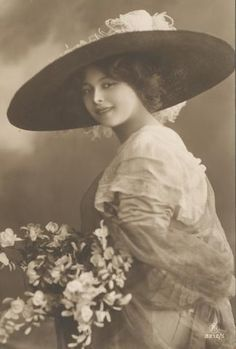 early 1900s fashion hats - photo #4