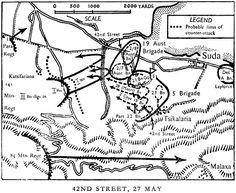 Battle of Crete – Operation Mercury Maps (2)