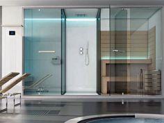 A volte ci si dimentica che il benessere non si trova solo in palestra o presso una spa. Con una DOCCIA SAUNA il benessere è proprio lì, in casa nostra!!! http://www.arredamento.it/bagno/sauna-hammam-bagno-turco/doccia-sauna.html #docciasauna #sauna #consiglibagno #arredamentobagno #saunavita