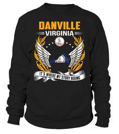 Danville, Virginia - It's Where My Story Begins #Danville