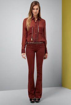espaço fashion (cor e calça)