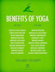 Practicing regularly offers endless benefits... #yoga #AdamantineYoga #health