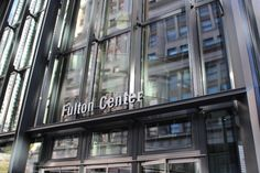 The front entrance to Fulton Center. Fulton Center, Front Entrances, Baja California, Some Pictures, 21st Century, Cuba, Places To See, The Neighbourhood, Public