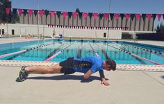 Core Training Techniques for Swimmers (w/ photos of each!) #tonight