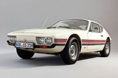 Design is fine. History is mine. — VW SP 2, 1971-76. Made by Karmann Ghia do...