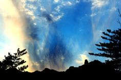 Sky's scrambled beauty Seven nameless wonders Freeze these moments ~ © Carol Campbell 2015