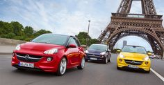 Opel Is Now Officially Part Of The PSA Group #GM #Opel