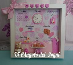 Personalized picture for the room of the small and adorable Gods gift. ideal gift to remember the day and the most Important for a mom and Decorate the room of your children. Possibility of personalization.
