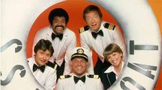 """Love Boat (or as seen on Twitter:  If """"The Love Boat"""" came out today, it would be called """"The Fuck Ship"""" and cancelled after two episodes.)"""