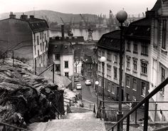 Gamla Masthugget Gothenburg, Old Pictures, Folklore, Stockholm, Castles, Sweden, Cool Photos, Nostalgia, Street View