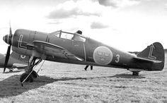 SAAB J 22 Fighter