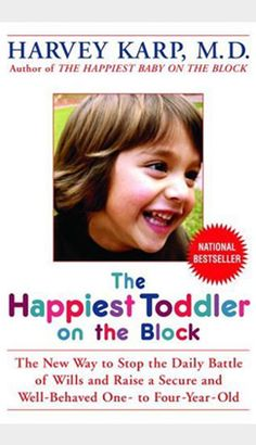50 Best Parenting Books - The Happiest Toddler on the Block