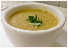 Mums & Babies: Leek and potato soup