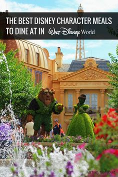 Here are the best quick service restaurant values for the Disney Dining Plan. Plus, discover how to maximize your dining plan credits and save money! Disney World Tipps, Disney World Food, Disney World Parks, Disney World Planning, Walt Disney World Vacations, Disney World Tips And Tricks, Disney Trips, Disney Worlds, Disney Travel