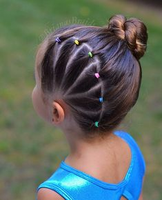 ideas short bob ideas down upstyle ideas ideas marriage ideas creative ideas by face shape hairstyle ideas african american ideas for pattu saree Easy Toddler Hairstyles, Easy Little Girl Hairstyles, Cute Little Girl Hairstyles, Baby Girl Hairstyles, Braided Hairstyles, Toddler Hair Dos, Hairdos, 80s Hairstyles, Office Hairstyles