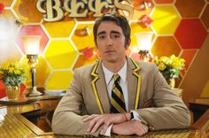 Lee Pace is an absolute dream (in an absolute dream of a set). I miss Pushing Daisies.