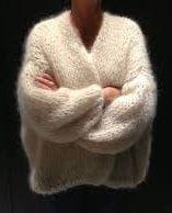 Free_Knittingpattern_Bernadette_vest_at_the_BreiboerderijTejer es 1 pasatiempo muy popular. Free Knitting Patterns For Women, Knit Patterns, Dou Dou, Angora, Knitting Wool, Wool Yarn, Mohair Sweater, Cardigan Pattern, Knit Vest