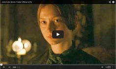 Mia Wasikowska's Jane Eyre - watch the movie trailer by clicking on the picture. #miawasikowska #janeeyre