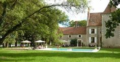 Hotel Chateau le Sallay near Magney-Cours, bikes, ropes course